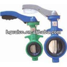 Válvula de retenção de placa dupla