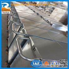 De aço inoxidável-Trolley-Tool-Trolley-Oil-Bin-Processing-Trolley-Cart