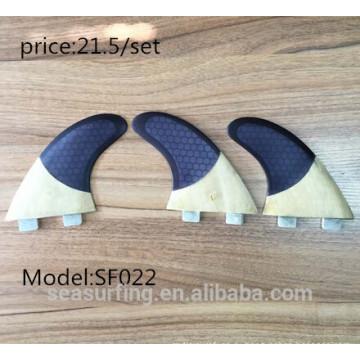 Досок для серфинга плавники ФТС Г3 волокна углерода quilhas Фин де prancha де серфинга плавник