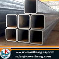 Square Steel Pipe /Tube for Fittings carbon seamless steel tube