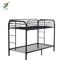 school dorm used metal bunk bed / metal iron bed / two floor metal bed