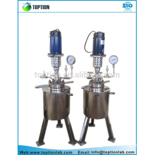 Lab Used High Pressure Reactor For Hydrogenation Reaction