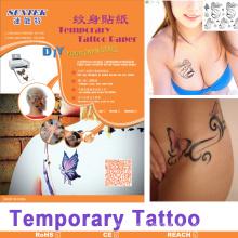 Inkjet / Laser Temporäre Tattoo Papier Wasserrutsche Aufkleber Papier