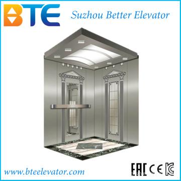 Ce alta carga y elevador de pasajeros cómodo con la fabricación profesional