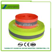 cinta cinta reflectante color con película de transferencia de calor