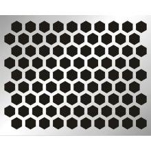 Feuille métallique perforée galvanisée à chaud et en bonne qualité