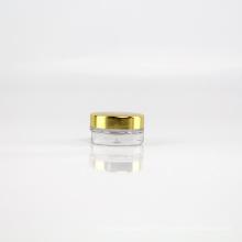 Frasco AS 5g para cosméticos de formato redondo pequeno