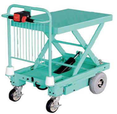 Electric Scissor Lift Table4