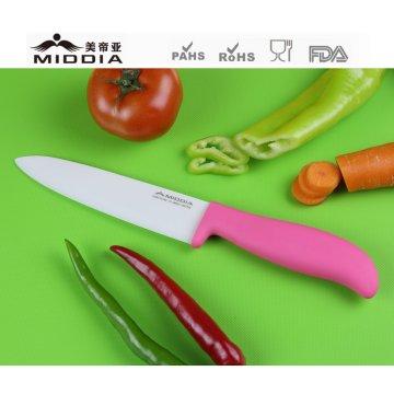 Бытовая продукта керамические кухня шеф-повара нож в 6 дюймов