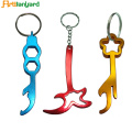 Petit ouvre-bouteille Keychain Be Aluminium