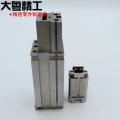 STAVAX ESR Stainless steel Precision Mold Parts