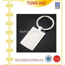 High Quality Blank Metal Custom promotion keychain