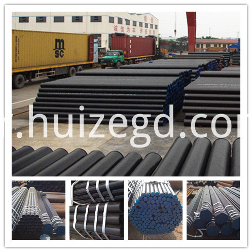 Carbon Steel SMLS Pipe