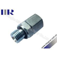Macho métrico / encaixe hidráulico do adaptador hidráulico fêmea do adaptador (2MC - WD)
