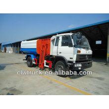 Самоходный мусоровоз Dongfeng 12м3 с самосвалом