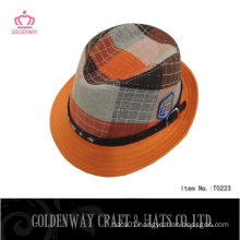 New Winter Hats Fedora For Kids T0223