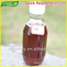 pure black buckwheat honey