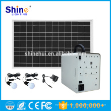 50W beweglicher Aufladeeinheit Beweglicher Sonnenenergie-System-Preis