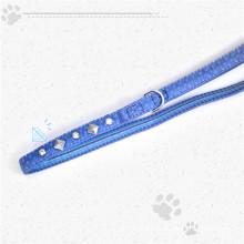 Collar de perro ajustable de nailon de color personalizable