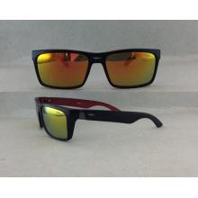 2016 Ventas calientes y estilo de moda de las gafas para las gafas de sol de los deportes de los hombres (P10002)