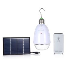 Hohe Lumen-Fabrik, die billig LED-Solarbirne direkt verkauft