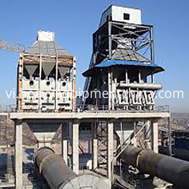 Lime Preheater