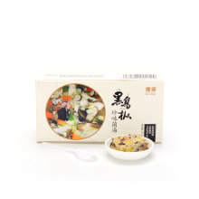 High fiber concentrated chinese soup for worker