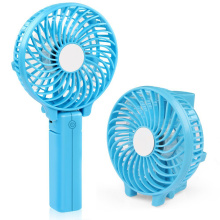 Battery Operated Foldable Fan Quiet Operation USB Fan