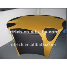 Новый стиль спандекс/лайкра ткань/крышка стола, бегунка таблицы