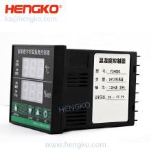 HT803 RHT30 Digital Type Panel Meter Temperature & Humidity Indicator Controller Sensor