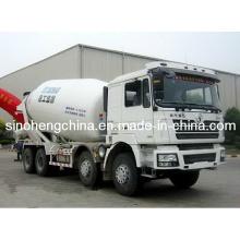 Caminhão resistente Xzj5310gjb2 do misturador concreto de XCMG 15m3