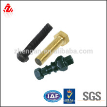 custom various types cold forged bolt / bolt manufacturers markings