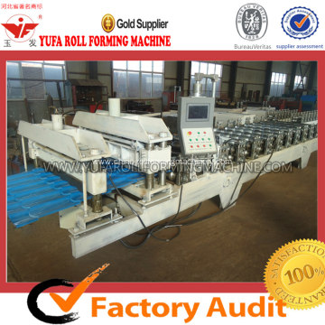 YF Metal Sheet Glazed Roofing Forming Machine