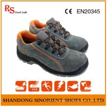 Palmilha azul do martelo para sapatas de segurança, calçados de segurança do tempo de trabalho