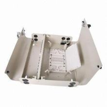 Caixa de terminais de fibra óptica disponível para adaptador Sc / FC / St / LC