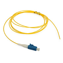 Single Mode LC Fiber Optic Pigtail 0.9mm 1 Meter