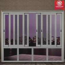 Modern Style Sliding Screen Aluminum Windows, Popular Simple Design