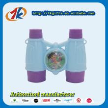 Vente en gros de papeterie en plastique pour enfants Jumelles à jouets avec haute qualité
