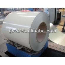 Bobina de alumínio revestida de branco para APC