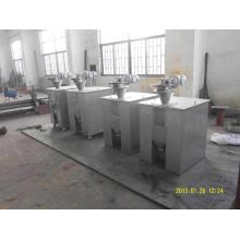 Máquina de prensa de rolo hidráulica em pó seco