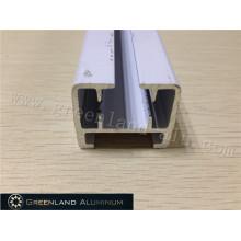 Vorhangschiene aus hochwertigem Aluminium in schwerer Ausführung