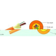 4 Kernfaseroptikkabel