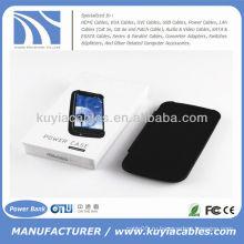 Силовой чехол для Samsung Galaxy S3 III i9300 3200mAh Черный