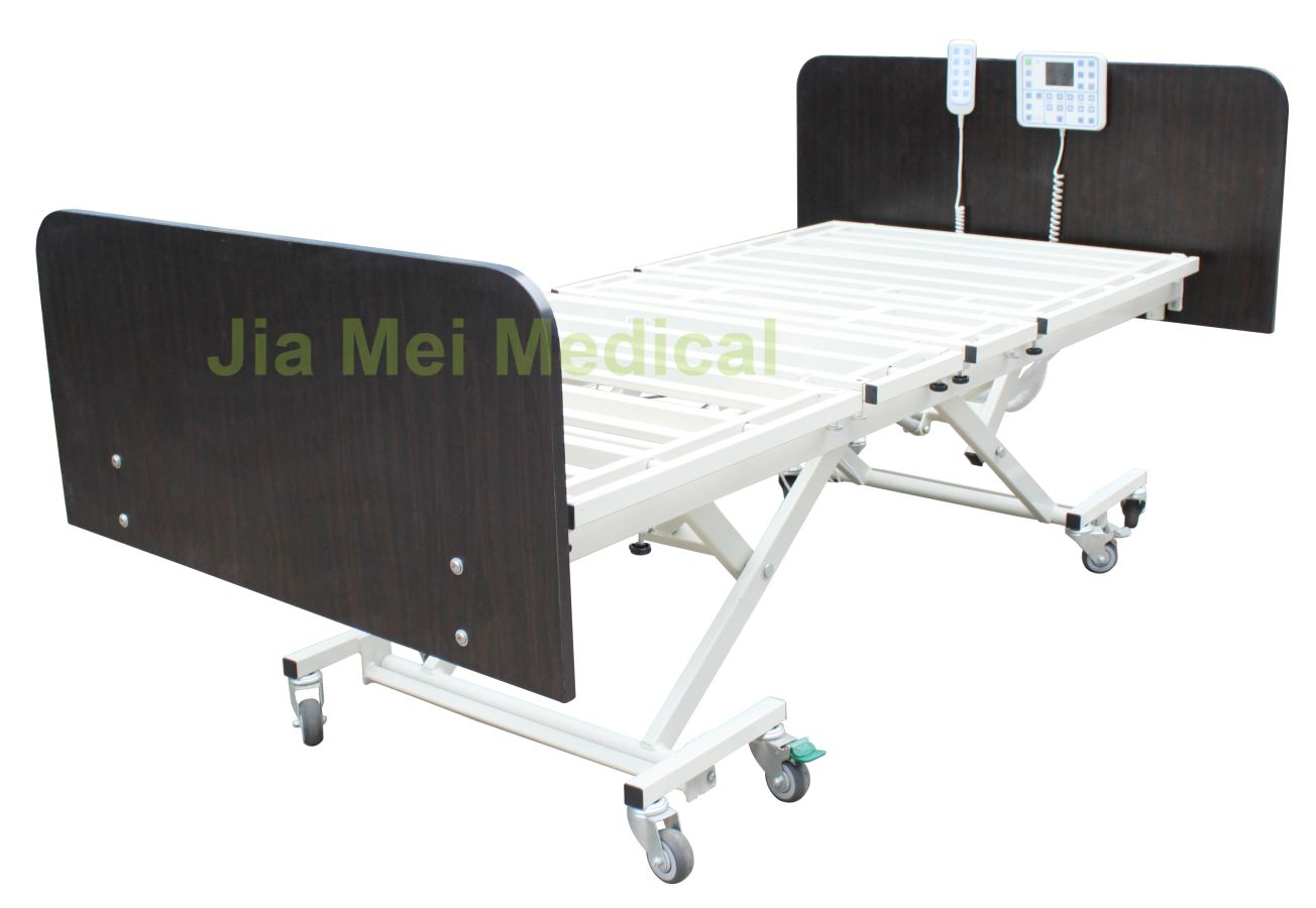 electric nursing home bed