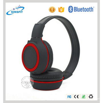Top Sale Wholesale Touch FM Radio TF Card Bluetooth Headphone