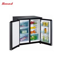 Réfrigérateur Réfrigérateur à portes multiples Mini Side by Side