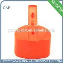 Heißer Verkauf Utility Kunststoff Reagenzgläser Schraubverschluss Kunststoff Kappen für Flaschen