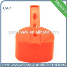 hot sale utility plastic test tubes screw cap plastic caps for bottles