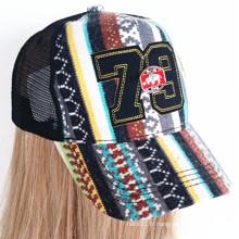 Chapeau de mode ajustable personnalisé Chapeau chaud à l'hiver Chapeau à tricoter Baseball