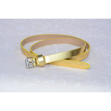 Trendy fashion gold belt for kids